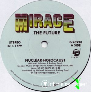 The Future - Nuclear Holocaust (Vinyl, 12'') 1984