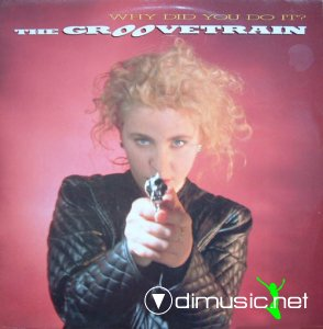 The Groovetrain - Why Did You Do It (Vinyl, 12'') 1988