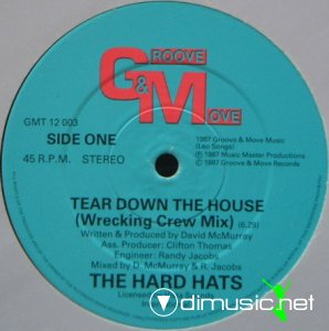 The Hard Hats - Tear Down The House (Vinyl, 12'') 1987