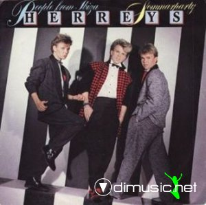 The Herrey's - People From Ibiza (Vinyl, 7'') 1985