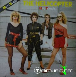 The Helicopter - Hey Tonight (Vinyl, 12'') 1983