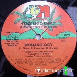 The Hot Line - Womanology (Vinyl, 12'') 1984
