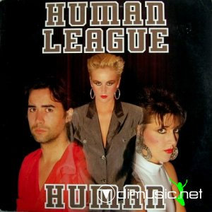 The Human League - Human (Vinyl, 12'') 1986
