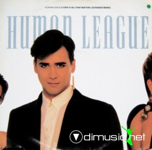 The Human League - Love Is All That Matters (Extended Remix) (Vinyl, 12'') 1988