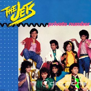 The Jets - Private Number (Vinyl, 12'') 1986