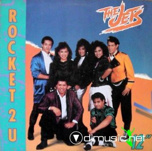 The Jets - Rocket 2 U (Vinyl, 12'') 1988