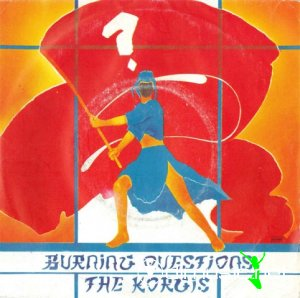 The Korgis - Burning Questions (Vinyl, 12'') 1985