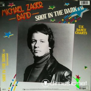 Michael Zager Band - Shot In The Dark (Vinyl, 12'') 1984