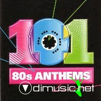 Various - 101 80s Anthems (5 CDs Box Set)