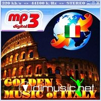 Golden Music of Italy