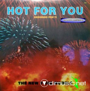 The New York Models - Hot For You (Vinyl, 12'') 1985