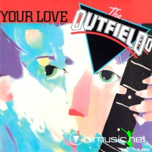 The Outfield - Your Love (Vinyl, 7'') 1986