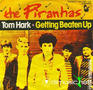 The Piranhas - Tom Hark (Vinyl, 12'') 1980