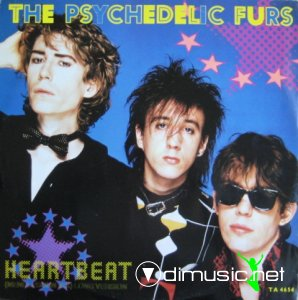 The Psychedelic Furs - Heartbeat (Vinyl, 12'') 1984