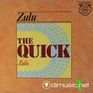The Quick - Zulu (Vinyl, 12'') 1981