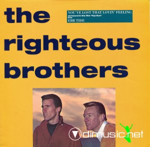 The Righteous Brothers - You've Lost That Lovin' Feeling (Vinyl, 7'') 1990