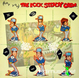 The Rock Steady Crew - (Hey You) The Rock Steady Crew (Vinyl, 12'') 1983
