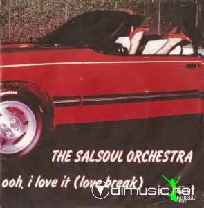 The Salsoul Orchestra - Ooh, I Love It (Love Break) (Vinyl, 7'') 1983