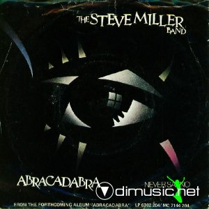 The Steve Miller Band - Abracadabra (Vinyl, 12'') 1982