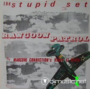 The Stupid Set / Marconi Connection - Rangoon Patrol / Heart Of State (Vinyl, 12'') 1981
