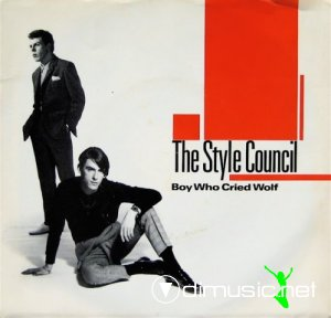 The Style Council - Boy Who Cried Wolf (Vinyl, 12'') 1985