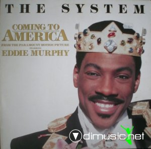 The System - Coming To America (Vinyl, 12'') 1988