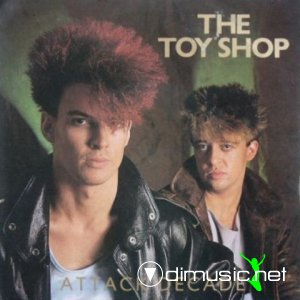 The Toy Shop - Attack Decade (Vinyl, 7'') 1983