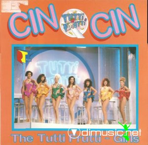 The Tutti Frutti-Girls / Monique - Cin Cin / Super Europe (Vinyl, 12'') 1989