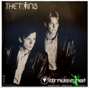 The Twins - Deep Within My Heart (Vinyl, 12'') 1985