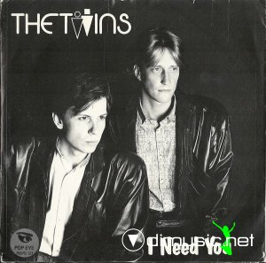 The Twins - I Need You (Vinyl, 12'') 1986
