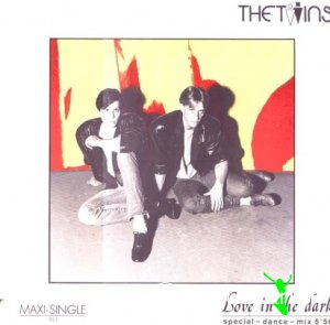 The Twins - Love In The Dark (Vinyl, 12'') 1985