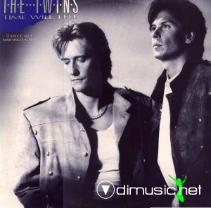 The Twins - Time Will Tell (Dance Mix) (Vinyl, 12'') 1987
