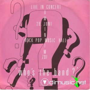 The Twins - Who's The Band (Vinyl, 12'') 1985