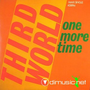 Third World - One More Time (Vinyl, 12'') 1985