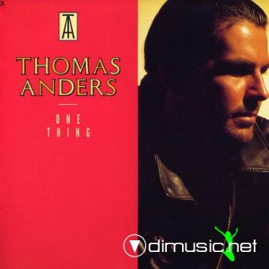 Thomas Anders - One Thing (Vinyl, 12'') 1989