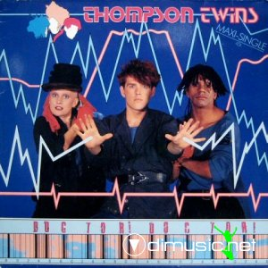 Thompson Twins - Doctor Doctor (Vinyl, 12'') 1984