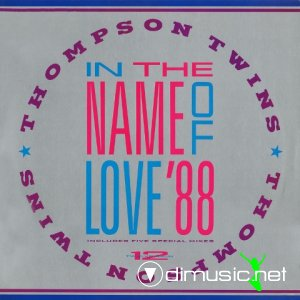Thompson Twins - In The Name Of Love '88 (Vinyl, 12'') 1988