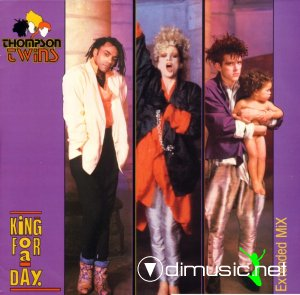 Thompson Twins - King For A Day (Extended Mix) (Vinyl, 12'') 1985