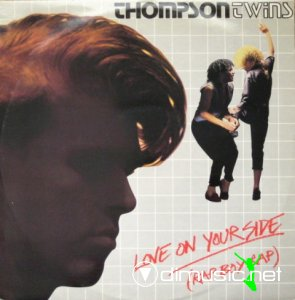 Thompson Twins - Love On Your Side (Vinyl, 12'') 1983