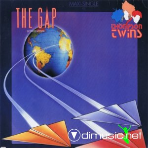 Thompson Twins - The Gap (Extended Version) (Vinyl, 12'') 1984