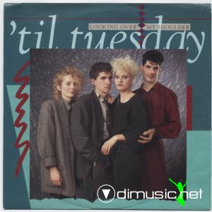 Til Tuesday - Looking Over My Shoulder (Vinyl, 12'') 1985