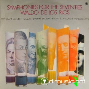 Waldo De Los Rios - Symphonies For The Seventies (1970)