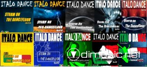 ItaloDance - Storm On the Dancefloor Collection - [10 Albums]