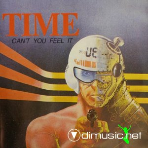 Time - Can't You Feel It (Vinyl, 12'') 1982