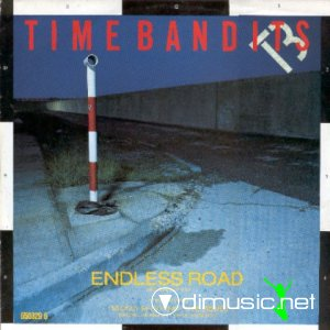 Time Bandits - Reach Out (Extended Version) (Vinyl, 12'') 1984
