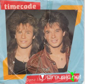 Timecode - Dancing On A Highway (Vinyl, 7'') 1989
