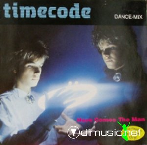 Timecode - Here Comes The Man (Vinyl, 12'') 1988