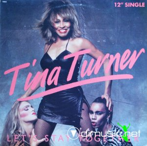 Tina Turner - Let's Stay Together (Vinyl, 12'') 1983