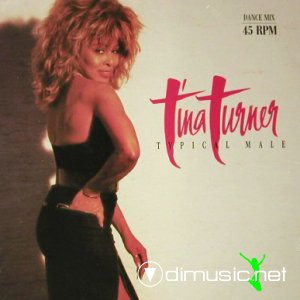 Tina Turner - Typical Male (Vinyl, 12'') 1986