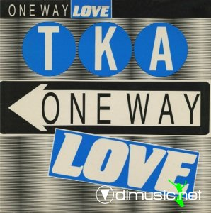 TKA - One Way Love (Vinyl, 12) 1986
